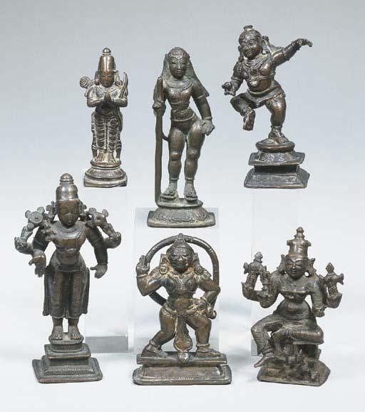 six south indian, vijayanagar