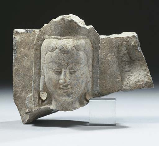 a chinese, northern wei period