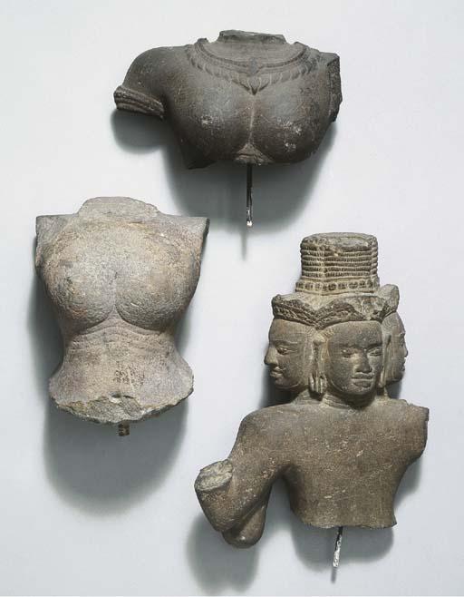 two khmer, angkor vat style, s