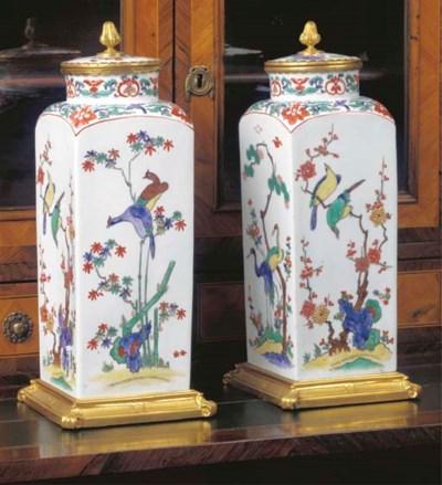 A pair of Samson Chantilly-sty