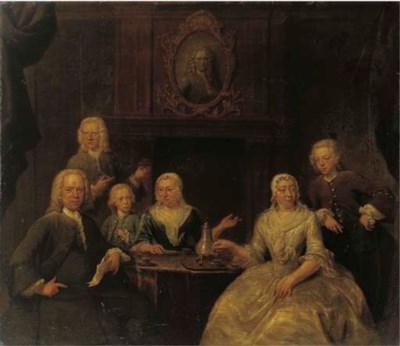 Jan Maurits Quinkhard (Rees, C