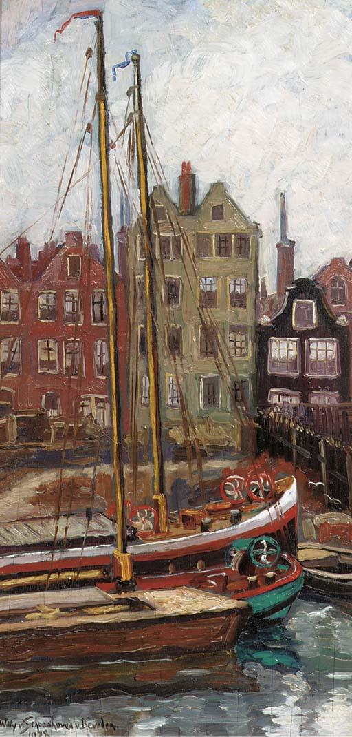 Willy van Schoonhoven van Beur