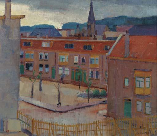 Johan van Hell (1889-1952)