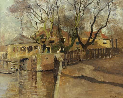 Jan Tiele (1884-1956)