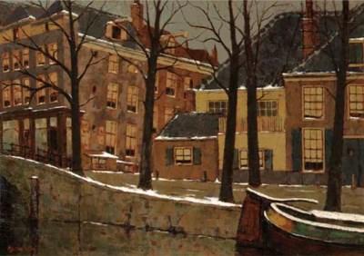 Floris Johan Leevendig (1901-1
