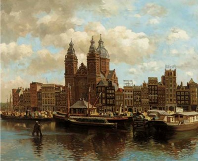 Tinus de Jongh (1885-1942)