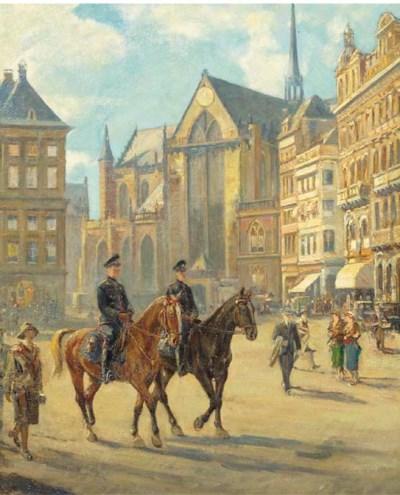 Dirk Johannes van Haaren (1878