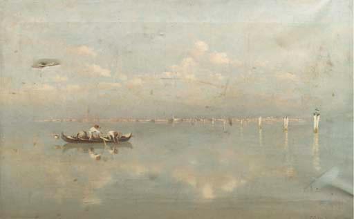 Franz Leo Ruben (Czech, 1842-1