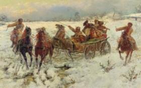 C. Pjotr Stojanow (Russian, 19th century)