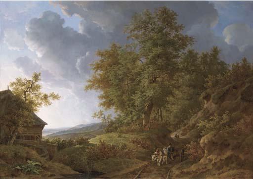 Adrianus van der Koogh (Dutch,