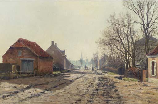 Leon Delderenne (French, 1864-