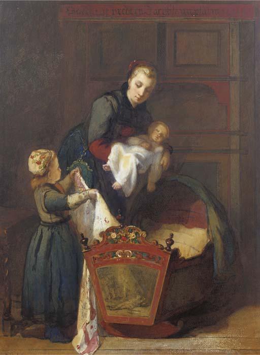 Kate Bisschop (Dutch, 1834-192
