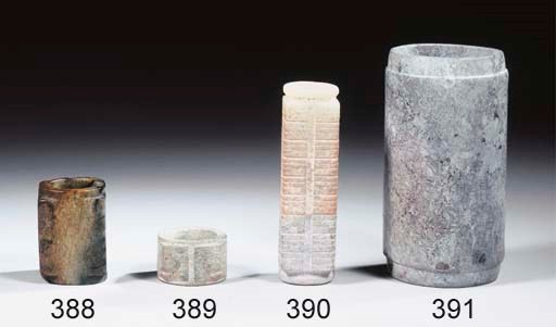 A rare Neolithic stone cylinde