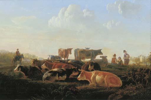 Attributed to Jacob van Strij