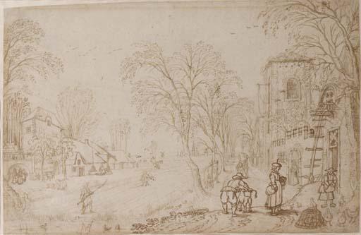 Flemish School, circa 1620