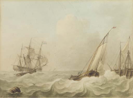 Isaak Schouman (Dordrecht 1801