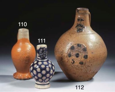 A small Westerwald stoneware j