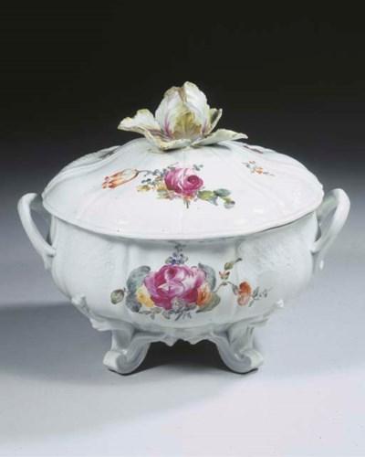 A Kloster Veilsdorf porcelain