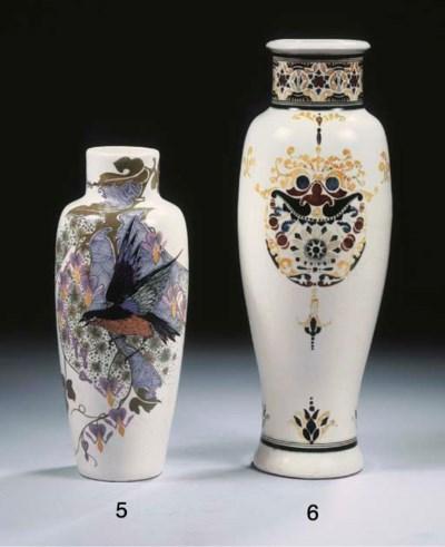 Boro Boedoer, a glazed pottery