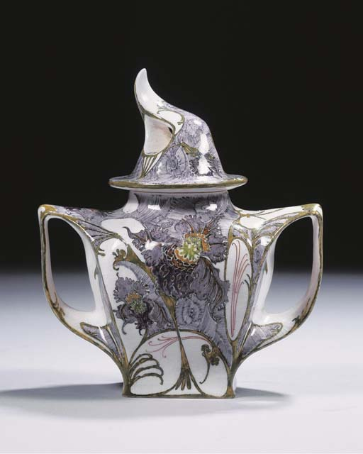 An egg-shell porcelain sugar b