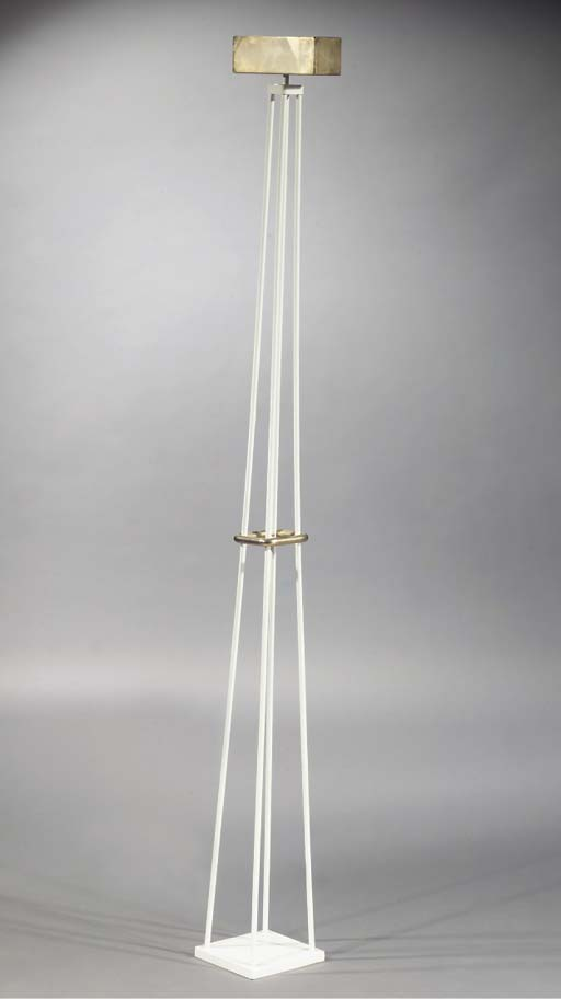 Traliccio, a floorlamp