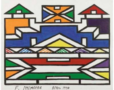 (2) Francina Ndimande (B.1940)
