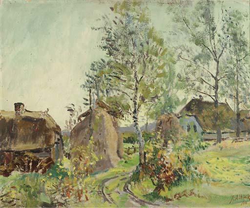 Jan Altink (1885-1978)