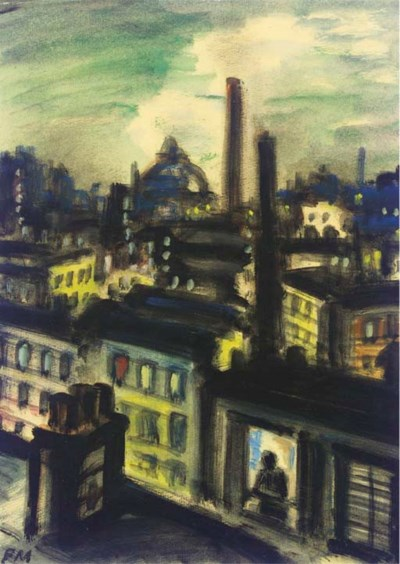 Frans Masereel (1889-1972)
