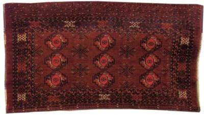 A Turkoman torba