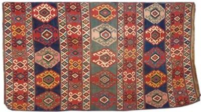 An Anatolian kilim