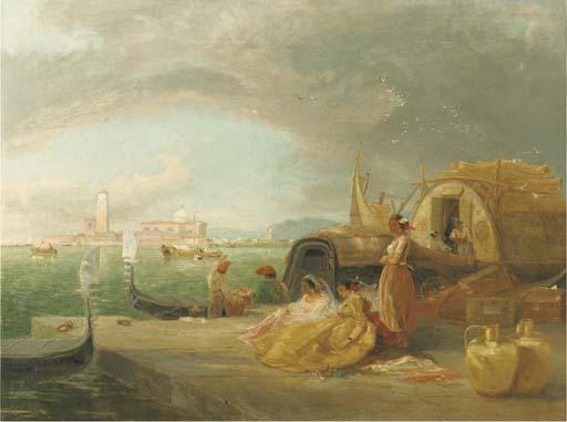 James Holland (British, 1800-1
