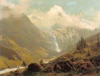Robert Schultze (German, 1828-