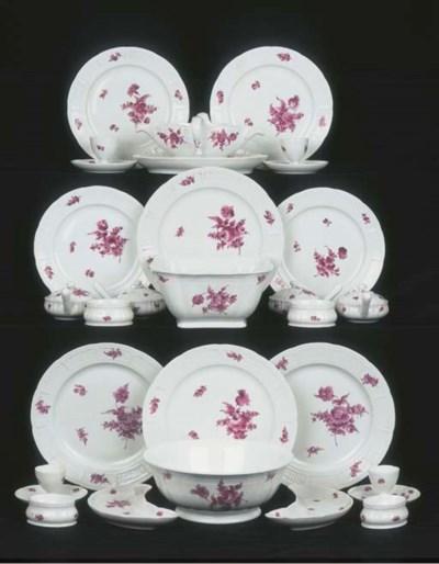 (113) A Nymphenburg porcelain