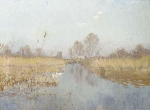 Philipp Franck (German, 1860-1