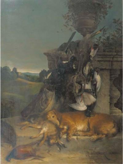Rudolf Wimmer (German, 1849-19