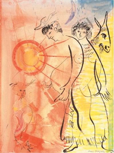 Marc Chagall (1869-1954)