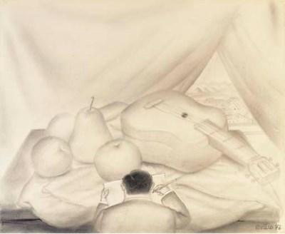 Fernand Botero (b. 1932)
