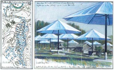 Christo and Jeanne-Claude (b.
