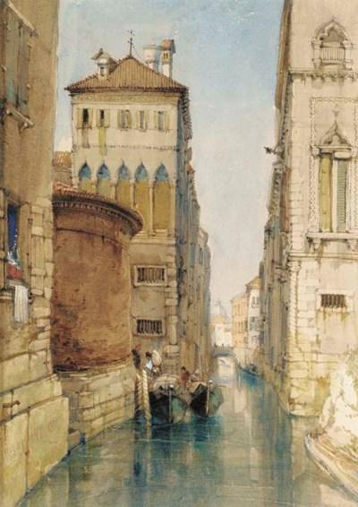James Holland, O.W.S. (1800-18