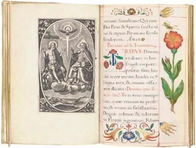 PSALTER OF ST AUGUSTINE, PRAYE