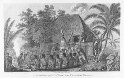 COOK, James (1728-1779) -- [FI