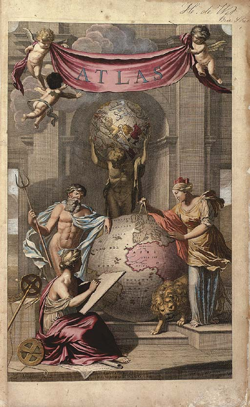 OTTENS, Reinier (d. 1750) and