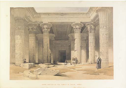 ROBERTS, David (1796-1864). Eg