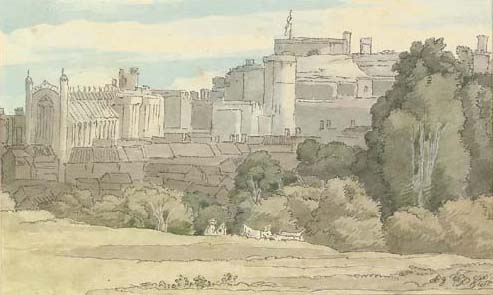 Francis Towne, (1739-1816)