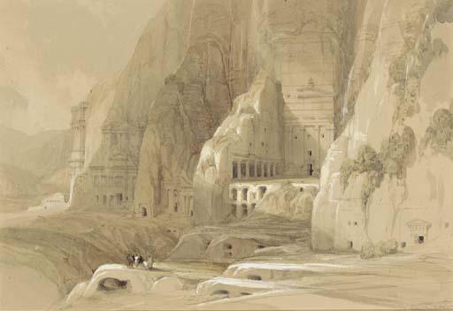 David Roberts, R.A. (1796-1864