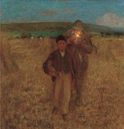 Edward Stott, A.R.A. (1859-191