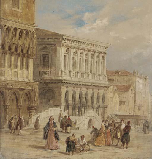 Edward Pritchett (fl. 1828-186