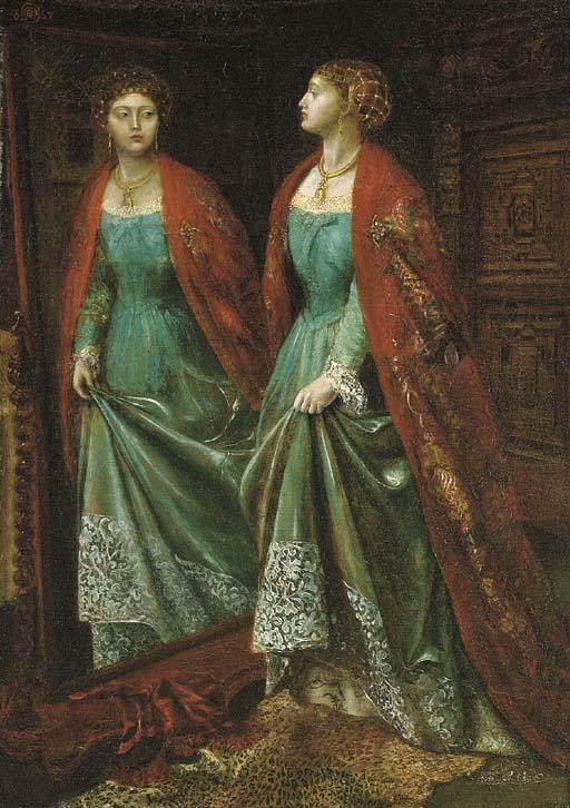 Emma Sandys (1843-1877)