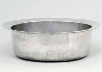 A Portuguese massive silver ba