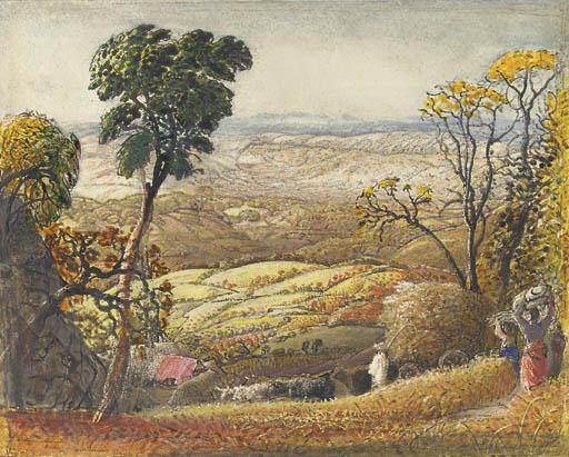 Samuel Palmer, R.W.S. (1805-18